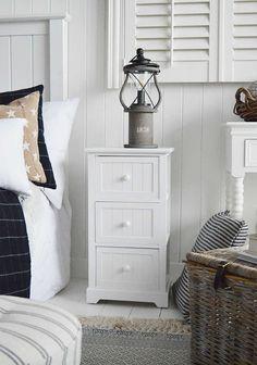Antique White Bedroom Furniture, Bedroom Furniture Sets, Luxury Furniture, All White Bedroom, Small Room Bedroom, Small Rooms, White Bedrooms, New England Bedroom, Bedroom Decorating Tips