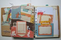 cannycrafter: I'm the guest designer over at Basic Grey! Travel Scrapbook, Scrapbook Layouts, Scrapbooking, Page Dividers, Book Journal, Journals, Journal Inspiration, Journal Ideas, Simple Stories