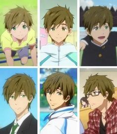 Tachibana Makoto damn he didn't just hit puberty, he beat the shit out of it