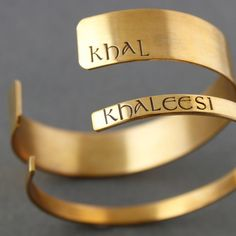 Khal-bracelets - I want almost everything on this list!!