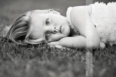 beautiful little girl photo