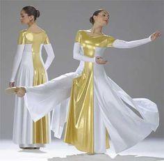 liturgical dance wear