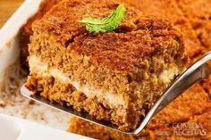 Receita de Quibe de forno com abóbora e queijo - Comida e Receitas
