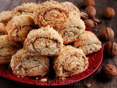 Nutella, Cookie Recipes, Muffin, Food And Drink, Cookies, Breakfast, Desserts, Trufle, Pastries