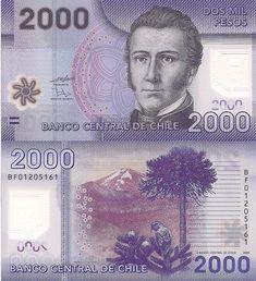 2000 Pesos  UNC Banknote