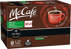 McCafe Decaf K Cups Review - A Surprises for the Ages