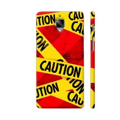 Now available on our store: Caution Tape On R.... Check it our here! http://www.colorpur.com/products/caution-tape-on-red-oneplus-3-case-artist-robin-singh?utm_campaign=social_autopilot&utm_source=pin&utm_medium=pin