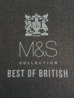Blue Brogues, Best Of British