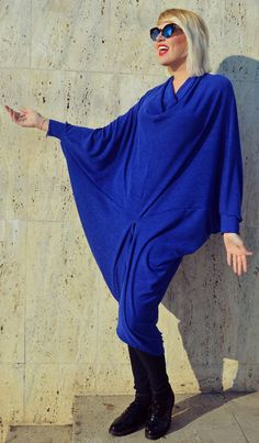 Now trending: Royal Blue Acrylic Top / Royal Blue Loose Sweater / Blue Double-Faced Sweater / Extravagant Double-Faced Top TT108 JAZZ UP! https://www.etsy.com/listing/501457671/royal-blue-acrylic-top-royal-blue-loose?utm_campaign=crowdfire&utm_content=crowdfire&utm_medium=social&utm_source=pinterest