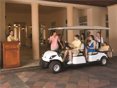 A Yamaha Personal Transportation Vehicle (PTV) features accessories that turn The DRIVE into a personal vehicle customized just the way you want it. Yamaha Golf Carts, Concierge, How To Memorize Things