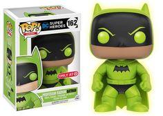 DC Super Heroes Professor Radium Batman Glow In The Dark Exclusive Funko Pop! DC Super Heroes Professor Radium Batman Glow In The Dark Exclusive Funko Pop Toys, Funko Pop Vinyl, Vinyl Toys, Vinyl Art, Professor, Batman Figures, Vinyl Figures, Action Figures, Funko Figures