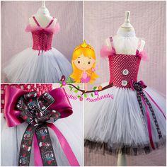 robe déguisement  modèle : Draculaura 5/7 ans - vêtements enfants - les tutus enchantés.com - Fait Maison