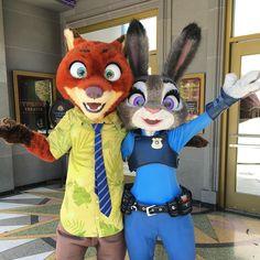 and Judy costume hopps nick wilde