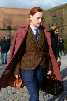 The Best Street Style From the Pitti Uomo Fall 2018 Menswear Shows in Florence