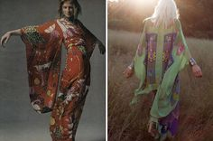 La Maison Boheme: Kimonos & Katftans. Every woman needs a beautiful kaftan. By Sarah Greenman.