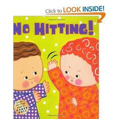With the help of this book, toddlers will love learning to say NO to hitting! A Lift-the-Flap Book by Karen Katz