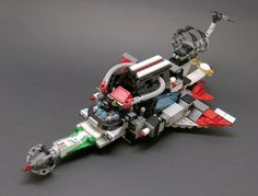 K-Glu Fighter 3 - MOC