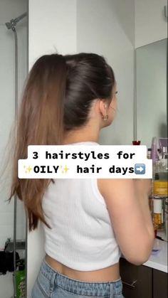 Thin Hair Styles For Women, Hair Up Styles, Hair Tips Video, Hair Videos, Hair Curling Tips, Curly Hair Tips, Aesthetic Hair, Gold Hair, Hair Today