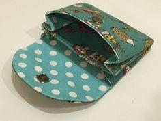 清秀佳人布坊 - 手作教學 - 有袋蓋的雙層卡夾錢包*WALLET - YouTube