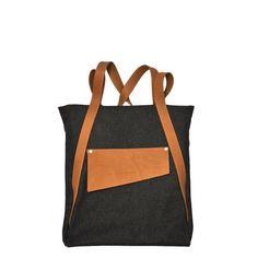 canvas leather bag Hermes Handbags 00945a1248aa1