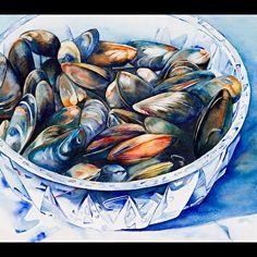 LORI PITTEN JENKINS Watercolor