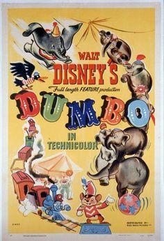 Happy 72nd anniversary to #Dumbo.