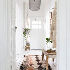 One of my most favourite hallways ever I think - thanks @barefootgypsyhomewares for the amazing opportunity to style your gorgeous collection pop over and check out their beautiful bohemian inspired designs lovingly collected from your favourite global destinations Styling & Photography @villastyling for @barefootgypsyhomewares #decorate #decor #melbourne #melbournestylist #melbournephotographer #photoshoot #productstylist #productphotography #interiorstylist #interiorstyle #insideout…