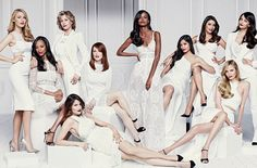 L'Or�al Paris All-Stars! Blake Lively, Zoe Saldana, Julianne More, Jane Fonda and More Team Up in New Ad