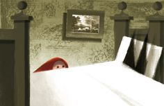 Pinzellades al món: Caputxeta Roja il·lustrada / Caperucita Roja ilustrada / Little Red Riding Hood illustrated / Le Petit Chaperon Roug illustré (18)