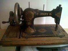 Jones handcrank