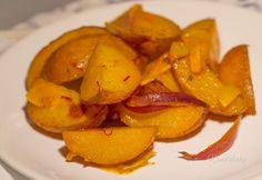 Šafránové zemiaky