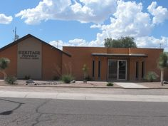 Our newly remodeled Heritage Florence Funeral Home in Florence, Arizona-Heritage Funeral Homes, Crematory and Memorial Parks, Arizona