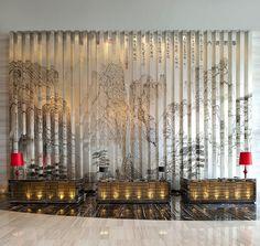 Le Meridien Qingdao—Lobby by LeMeridien Hotels and Resorts, via Flickr