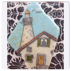 light house on stone