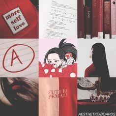 25/27 pack aesthetic #bnha Aesthetic Collage, Red Aesthetic, Aesthetic Anime, Boku No Hero Academia, My Hero Academia Memes, Otaku, Bakugou And Uraraka, Love Art, My Love
