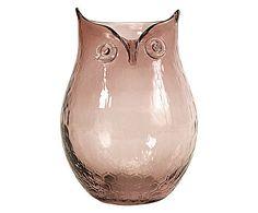 Vase Owl II
