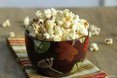 15 Amazing Popcorn Recipes {Roundup} | The Anti June Cleaver