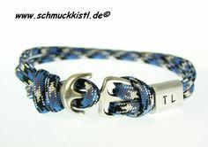 Personalisiertes Armband Gravur Geschenk von www.Schmuckkistl.de auf DaWanda