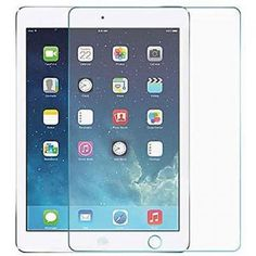 Dealstock Premium 0.33mm Hd Tempered Glass Film Screen Protector For Apple Ipad Air 1 2 1st Generation Anti-scratch
