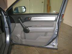 Honda-CR-V Interior Door Panel - Remove To Upgrade OEM Speaker