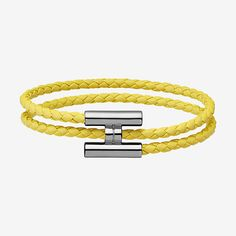 Tournis Tresse bracelet - front