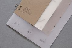 The Bookbinding Essentials on Student Show