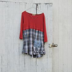 upcycled clothing / funky clothes by CreoleSha