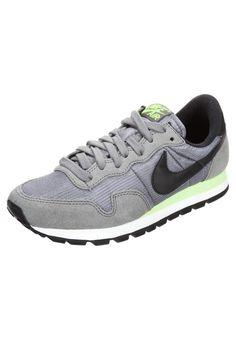 Nike Sportswear - AIR PEGASUS '83 - Zapatillas - cool grey/black/volt/sail