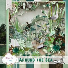 JM Creations: Around the Sea and Freebie