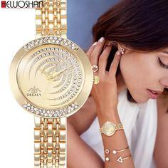 Yellow Quartz, Fashion Watches, Women's Watches, Quartz Watch, Quartz Crystal, Casual Dresses For Women, Crystal Rhinestone, Michael Kors Watch, Bracelets
