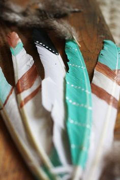 Whether you want a quick-and-easy craft project or a simple decoration to spruce up your space, these DIY painted feathers are dramatic-looking without a lot of…