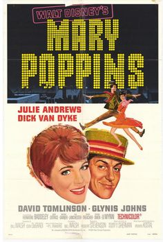 A spoon full of sugar really helped the medicine go down. Mary Poppins is still a favorite.