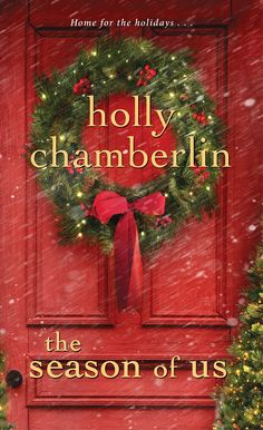 mcnicol_karen recommends The Season of Us Christmas Books, A Christmas Story, Christmas Wreaths, Christmas Ornaments, Christmas Ideas, Good Books, My Books, Book Organization, Popular Books