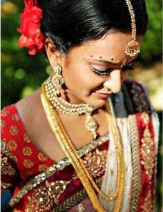 indian bridal makeup looks